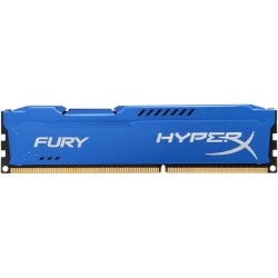 Kingston HX318C10F/8 Memoria RAM Hyper Fury DDR3 8 GB PC3-14900 1866 MHZ