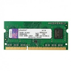 Kingston KVR16LS11/4 Memoria RAM DDR3 4 GB PC3L-12800 Low Voltage