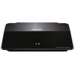D-LINK Router Amplifi N300+ HD Media 1000