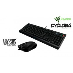 Razer Cyclosa Abyssus Combo Gaming Teclado y Mouse