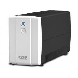 UPS CDP con Regulador R-UPR 1008 1000va 500w 6 Salidas