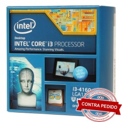 PROCESADOR INTEL CORE I3-4160 3.6 Ghz LGA 1150