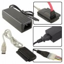 Adaptador USB- IDE / SATA Agiler AGI-1110