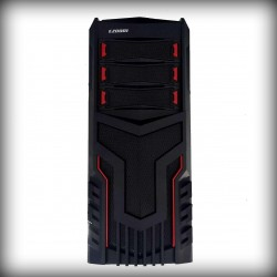 Ezcool Case KT-510 BR Gamer Media Torre