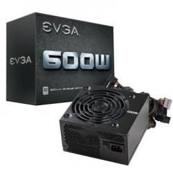 Evga Fuente De Poder 600 Watts 80 Plus