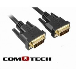 COMTEQH Cable DVI macho a DVI Macho 24+1 PIN