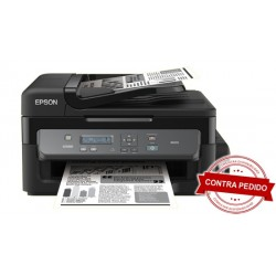 Epson WorkForce M200 Impresora Ecotank Multifuncional Monocromática Ethernet