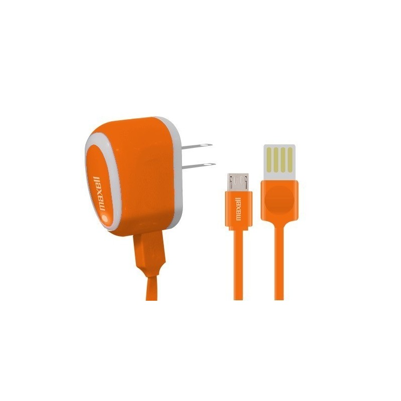 Maxell adaptador a c con cable flat usb reversible a micro usb for Buro 600 6ft ups