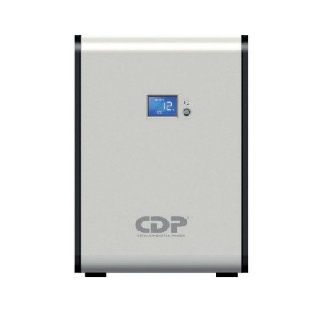 Cdp R-smart 1210 Ups Regulador 1200va/720w 10 Salidas Lcd
