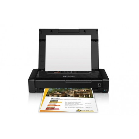 Epson Impresora Portatil Workforce Wf-100 Wi Fi