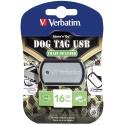 Verbatim Llave Maya 16 GB Dog Tag