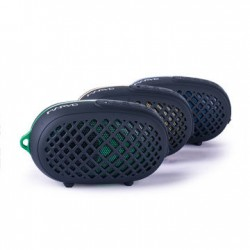 MARVO - PARLANTE BLUETOOTH NEGRO