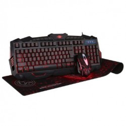 MARVO - KM400+G3 COMBO TECLADO MOUSE GAMING