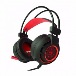 Marvo HG9012RD Headset Gaming 7.1 Usb LED