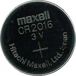 Maxell CR2016 Batería de Litio 3V