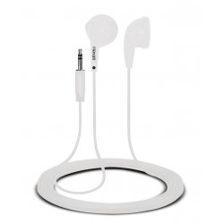 Maxell Audifono Stereo BUDS EB-95 Blanco