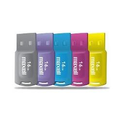 Maxell Llave maya USB SOLID 16 GB