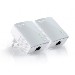 TP-Link TL-PA4010KIT AV500 Nano Powerline Adaptador en Kit