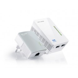 TP-Link TL-WPA4220KIT 300Mbps Wireless AV500 Powerline Extender