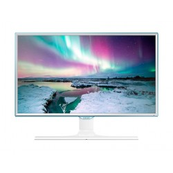 "SAMSUNG MONITOR 24"" WIRELESS CHARGING BLANCO LS24E370DL"