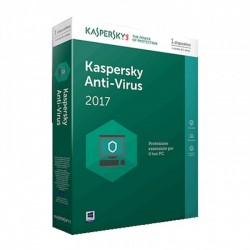 Kaspersky TMKSR-076 Anti-Virus 2017 1 Dispositivo