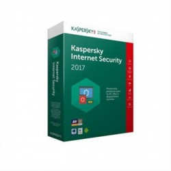 Kaspersky TMKSR-080 Internet Security 2017 1+1 Multidispositivos