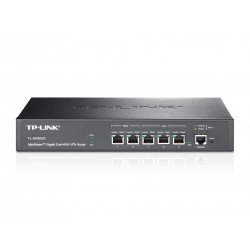 Tp Link Tl-er6020 Router Vpn Dual Wan Gigabit Safestream