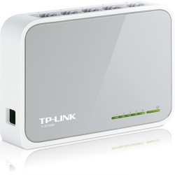 Tp Link tl-sf1005d Switch 5 Puertos 10100