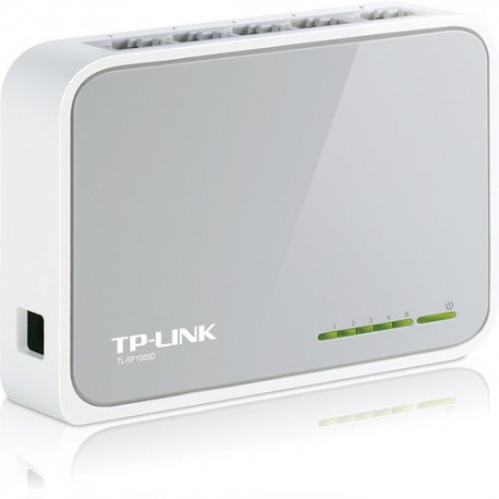 Tp Link tl-sf1005d Switch 5 Puertos 10100