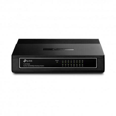 Tp Link Tl-sf1016d Switch 16 Puertos Sobremesa 10/100