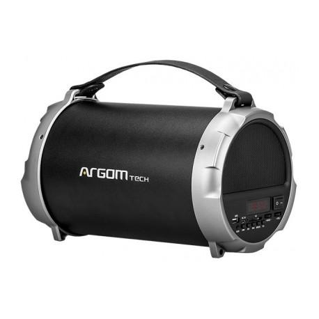 Argom 3124 Bazooka Parlante Bluetooth Usb Sd Inalámbrico 18w