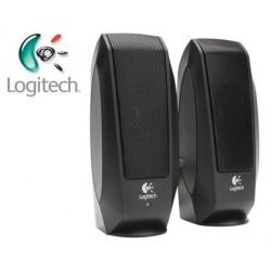 Logitech S120 Parlantes 2.0