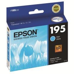 Epson Cartucho de Tinta 195 Cian