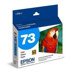 Epson Cartucho de Tinta 73 Cian