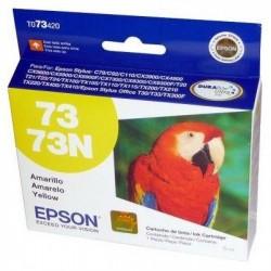 Epson Cartucho de Tinta 73 Amarillo