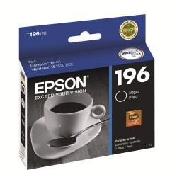 Epson Cartucho de Tinta 196 Negro