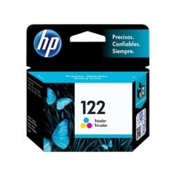 HP Cartucho Original 122 Tricolor