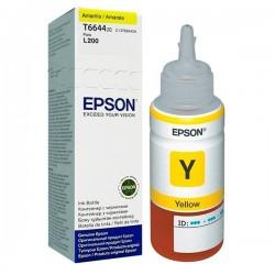 Epson Botella de Tinta 664 Amarillo 70 ml