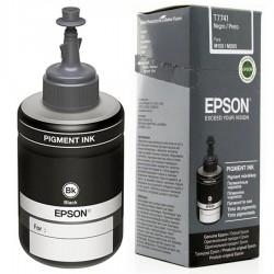 Epson Botella de Tinta 7741 Negro
