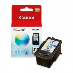 Canon Cartucho CL-211 Tricolor