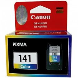 Canon Cartucho Tinta CL-141 Tricolor