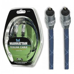 Manhattan Cable Toslink 6 Mm Macho A Macho