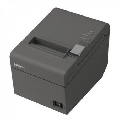Epson TM-T20 II Impresora Térmica Ethernet Negra POS